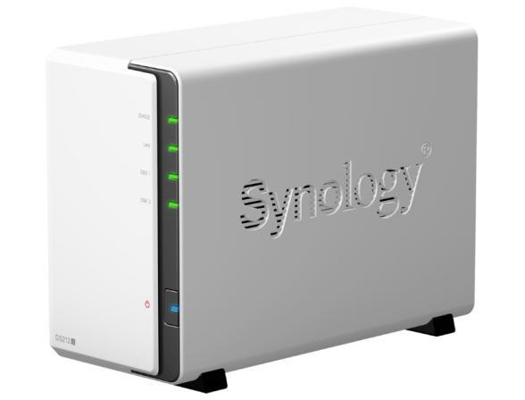 Сетевой накопитель Synology DS212j