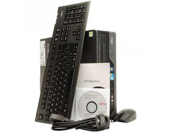 ПК Fujitsu ESPRIMO E400 SFF E85+  VFY:E0400PF051RU