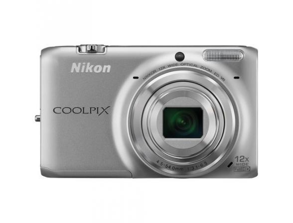 Цифровой фотоаппарат Nikon Coolpix S6500