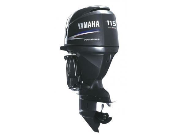Лодочный мотор Yamaha F 115 AETL