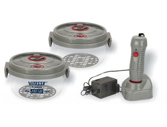 Набор профессиональных вакуумных контейнеров Vitesse Aisha VS-1843