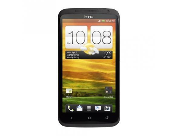 Коммуникатор HTC One X Black