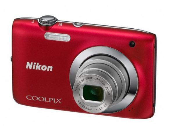 Цифровой фотоаппарат Nikon Coolpix S2600