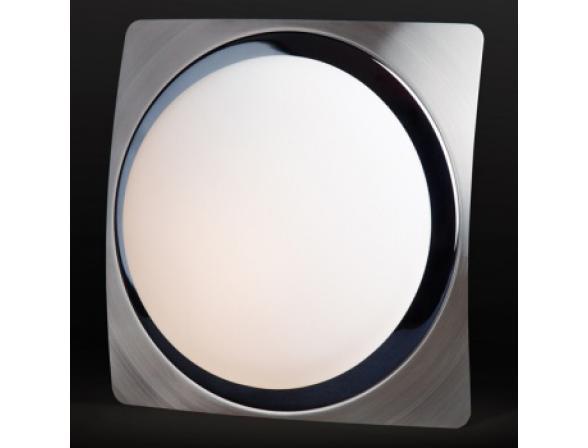 Светильник настенно-потолочный Eurosvet 2043/2 хром матовый