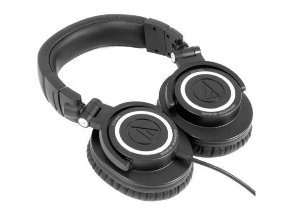 Наушники Audio-Technica ATH-M50S