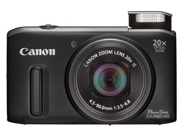 Цифровой фотоаппарат Canon PowerShot SX240 HS