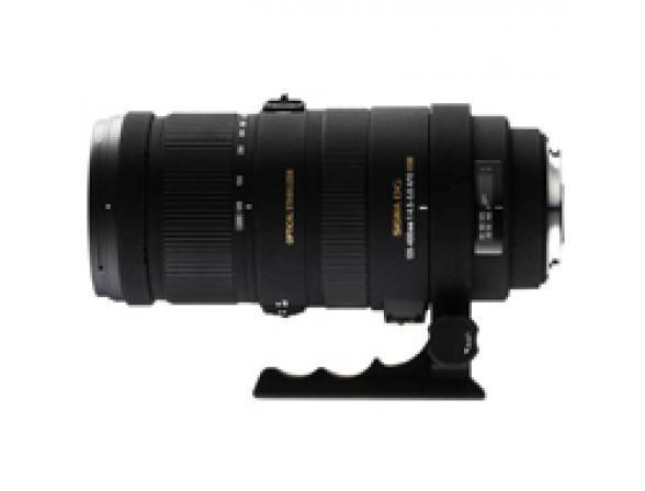 Объектив Sigma AF 120-400 mm f/4.5-5.6 APO DG OS HSM NIKON