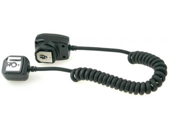 Выносной кабель Phottix OC-E3 для TTL вспышки Canon