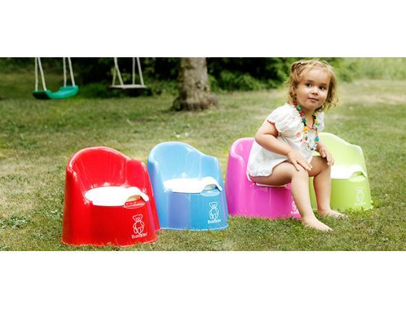 Горшок-кресло BabyBjorn Potty Chair 0551.55