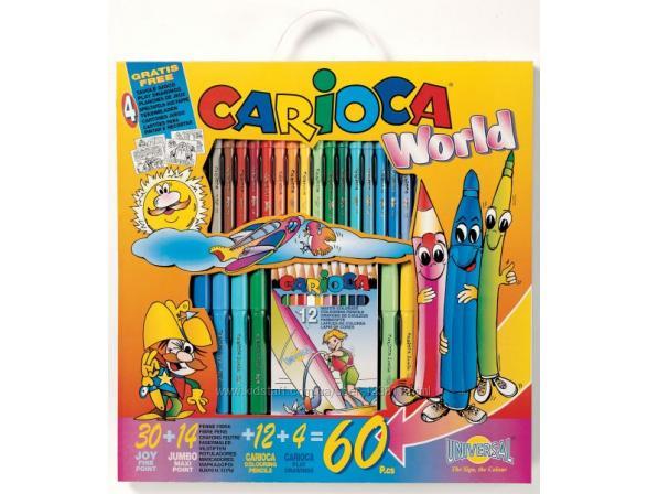 Набор для детcкого творчества Carioca World Universal