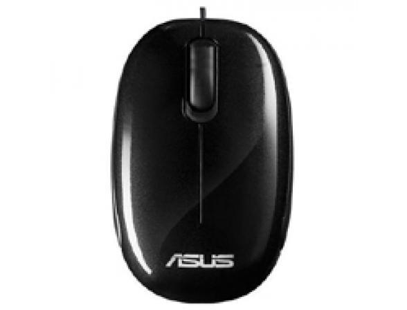 Мышь Asus Seashell, Black