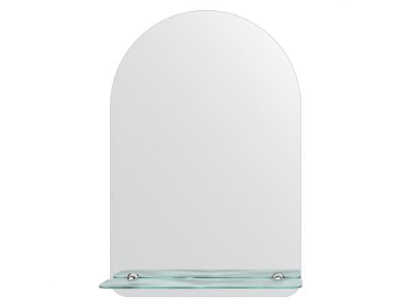 Зеркало с полочкой EVOFORM Attractive BY 0508 (40х60 см)