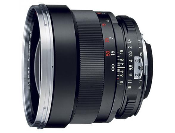 Объектив Carl Zeiss 1.4/85 PLANAR ZF Nikon