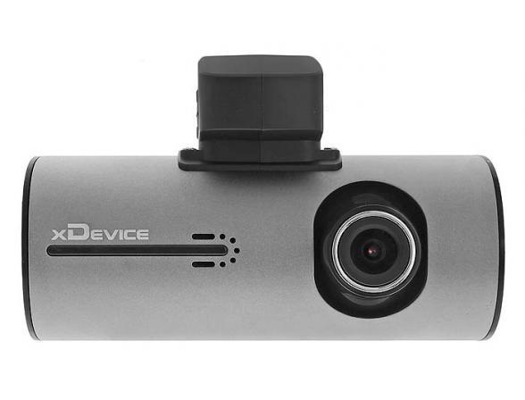 Видеорегистратор xDevice BlackBox-20G mini-Dual