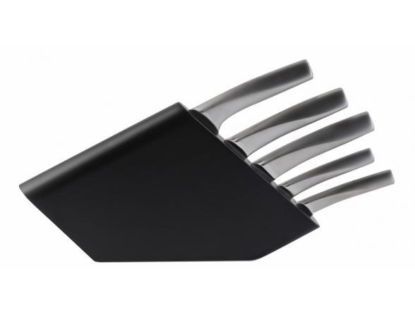 Набор ножей Vialli Design черный