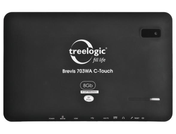 Планшет Treelogic Brevis 703WA C-Touch