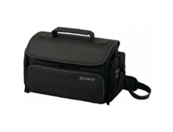 Чехол Sony LCS-U30 черный