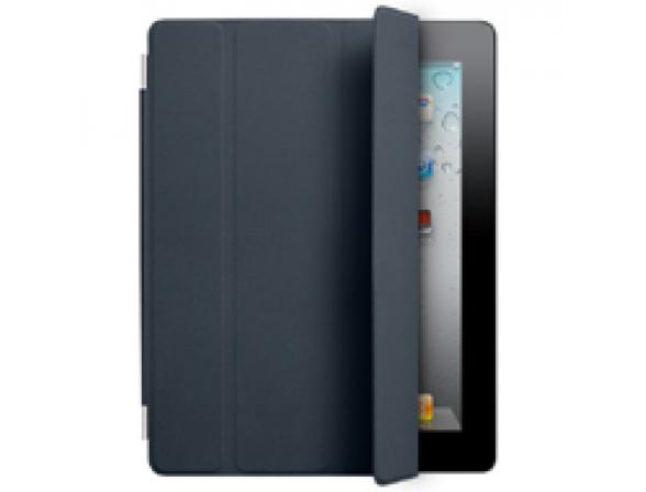 Чехол Apple iPad2 Smart Cover Leather Navy