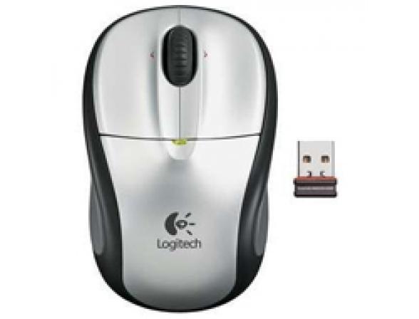 Мышь Logitech M305, Light Silver