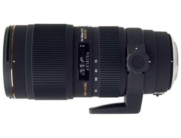 Объектив Sigma AF 70-200mm F2.8 II APO EX DG MACRO HSM Canon