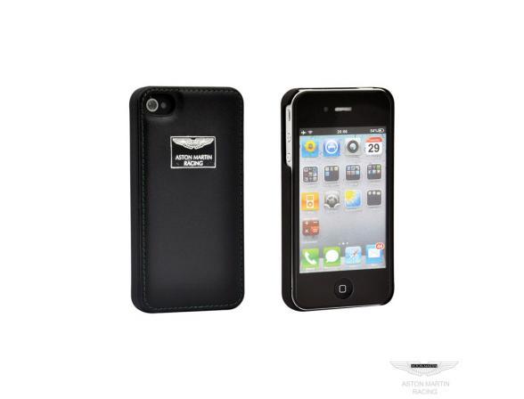 Чехол Aston Martin для iPhone black black