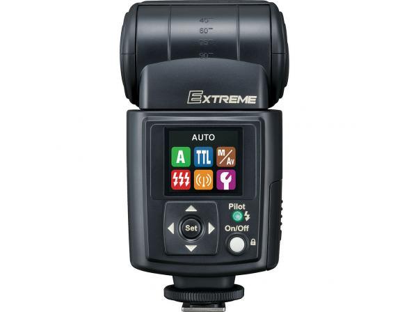 Вспышка Nissin MG8000 for Canon