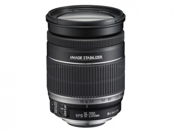 Объектив Canon EF-S 18-200 f/3.5-5.6 IS