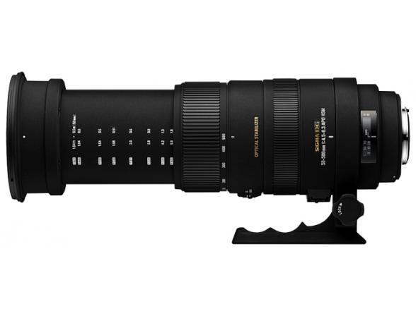 Объектив Sigma AF 50-500mm f/4.5-6.3 APO DG OS HSM SONY