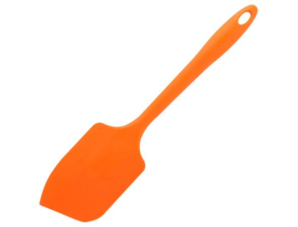 Лопаточка силиконовая Trudeau цвет: оранжевый
