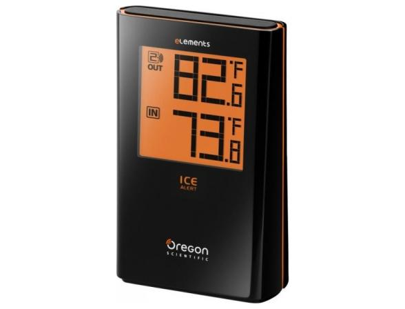 Цифровой термометр Oregon Scientific EW91
