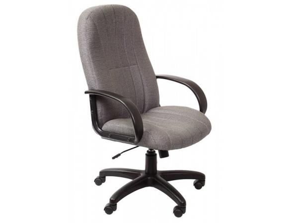 Кресло руководителя BURO T-898AXSN/Grey