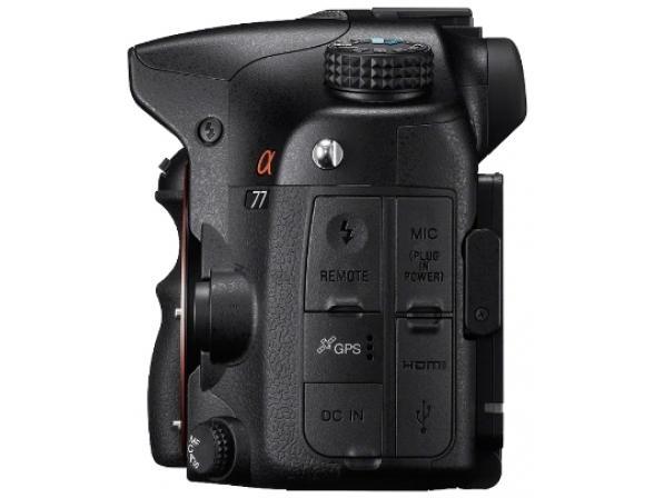 Зеркальный фотоаппарат Sony Alpha SLT-A77 Body