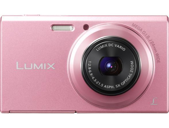 Цифровой фотоаппарат Panasonic Lumix DMC-FS50