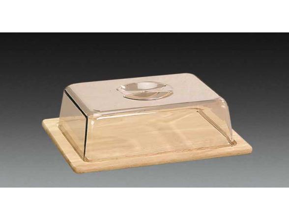 Колпак для хлеба/сыра Kesper прямоуг. светлый 6664-3