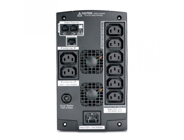 Источник бесперебойного питания APC Back-UPS RS 1200VA LCD 230V BR1200G-RS