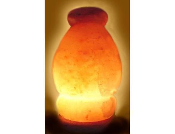 Солевая лампа ZENET Волна