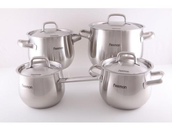 Набор посуды Fissman SILVIA 5801