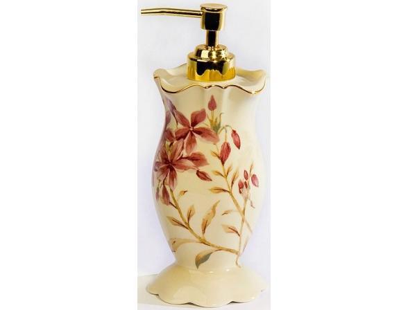 Дозатор для жидкого мыла CROSCILL Flower Blossom 6A0-003O0-6934*