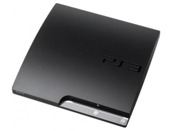 Игровая консоль Sony PlayStation 3 Slim 160 GB Black
