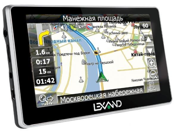 GPS-навигатор Lexand ST-7100 HD