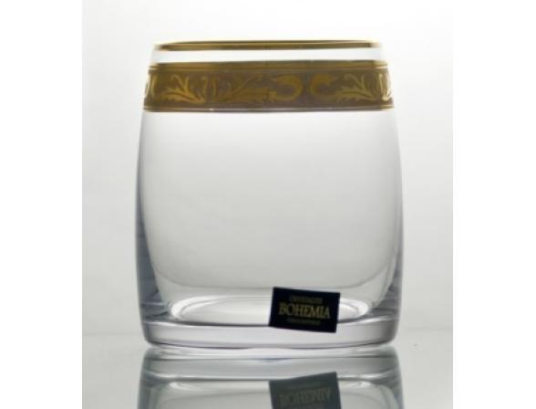 Набор стаканов для виски Bohemia Crystall Идеал/37872K/290
