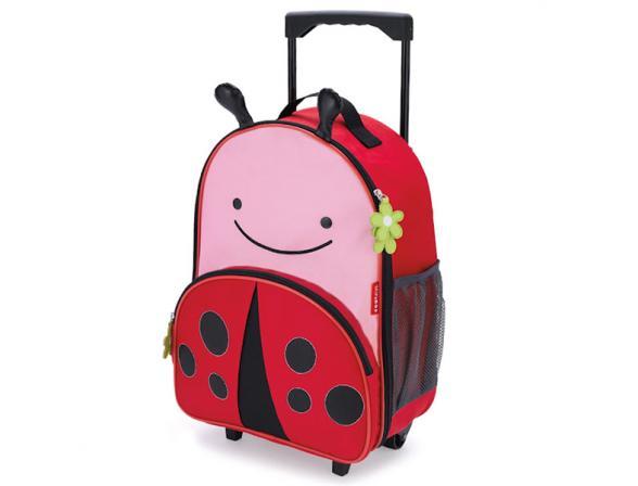 Детский чемодан на колесах Skip Hop Zoo Luggage