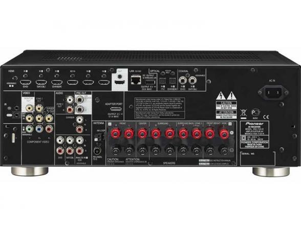 Ресивер A/V Pioneer VSX-1122-K