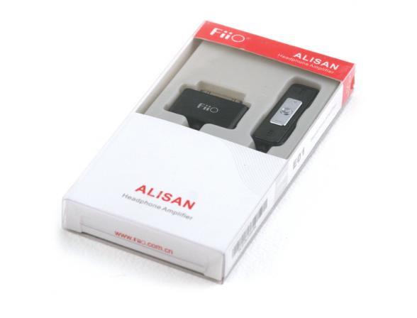 Усилитель для  наушников Fiio E01 ALISAN