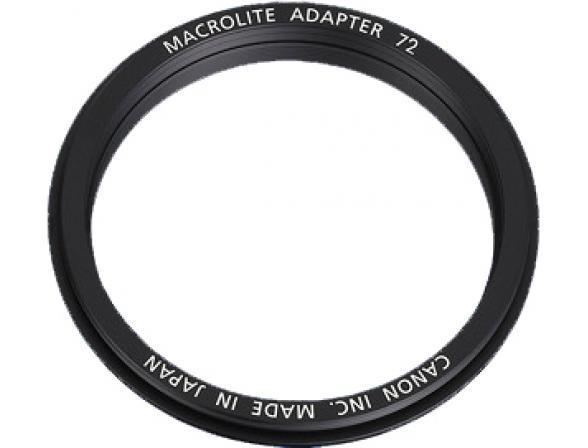 Адаптер Canon MacroLite Adapter 72C