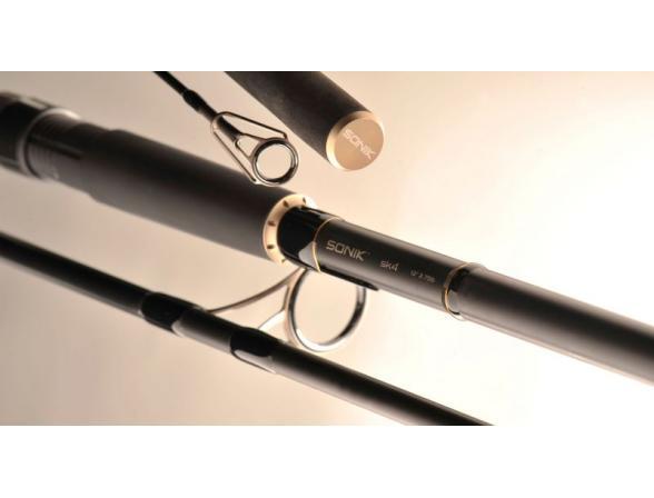 Удилище карповое SONIK SK4 Carp Rod 12ft 3.00lb (50mm) SK4CR520 (SK450CR020)