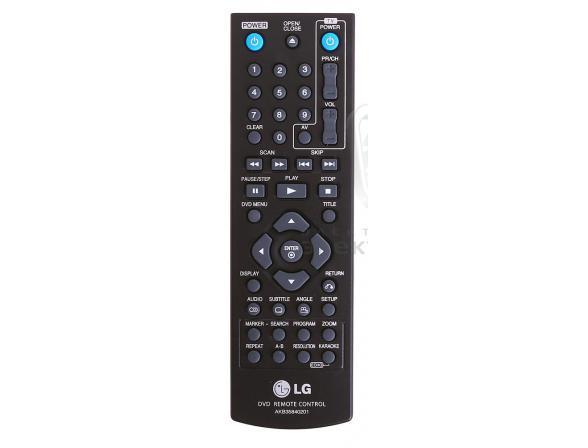 DVD плееры LG DP527C