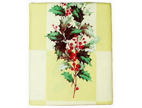 Скатерть CARNATION Christmas Tablecloths