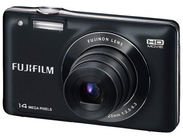 Цифровой фотоаппарат Fujifilm FinePix JX500