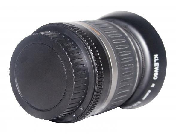 Задняя крышка Flama для объектива Canon
